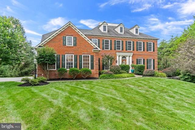 9824 Goldenberry Hill Lane, MANASSAS, VA 20112 (#VAPW472530) :: Browning Homes Group