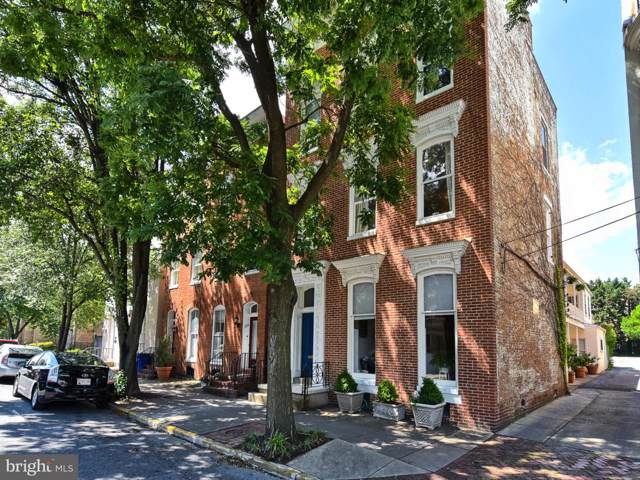 121 W 2ND Street, FREDERICK, MD 21701 (#MDFR249390) :: Network Realty Group