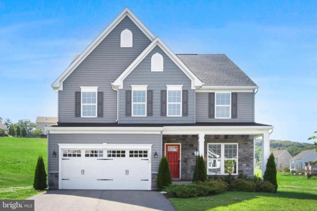 1252 Copper Beech Drive, YORK, PA 17403 (#PAYK120124) :: The Heather Neidlinger Team With Berkshire Hathaway HomeServices Homesale Realty