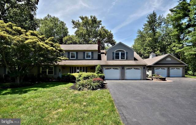 122 Pebble Valley Drive, DOYLESTOWN, PA 18901 (#PABU473674) :: Linda Dale Real Estate Experts
