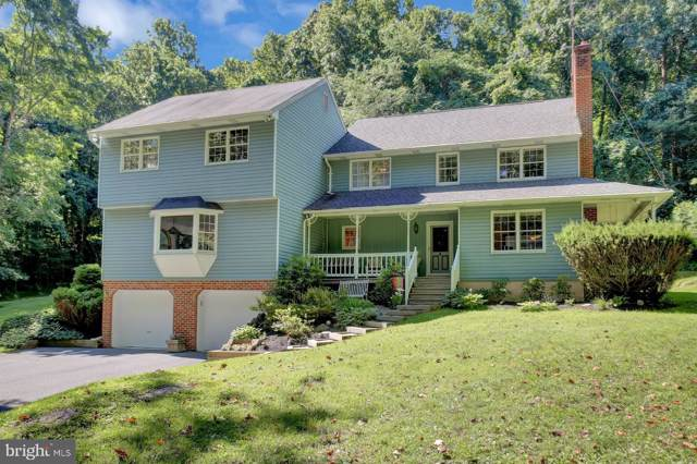 470 Granite Quarry Road, NEW CUMBERLAND, PA 17070 (#PAYK120136) :: Keller Williams of Central PA East