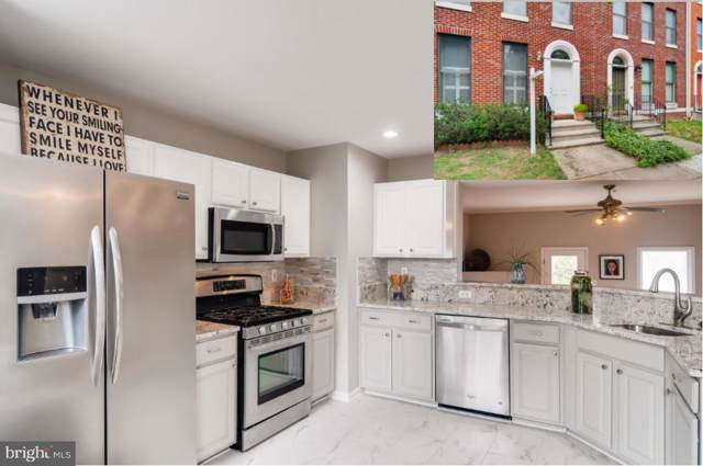 1957 Eutaw Place, BALTIMORE, MD 21217 (#MDBA474962) :: Blue Key Real Estate Sales Team