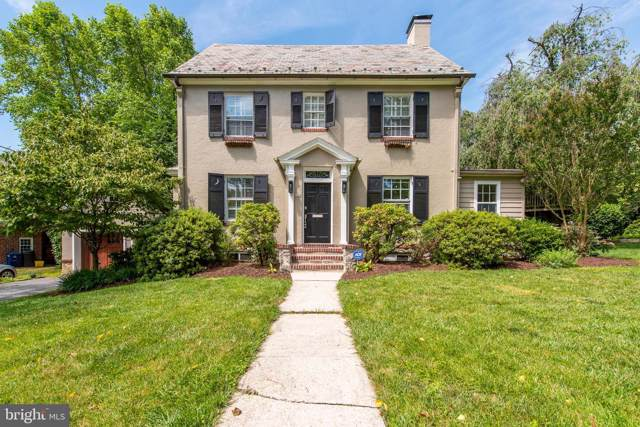 609 Stoneleigh Road, BALTIMORE, MD 21212 (#MDBC463960) :: ExecuHome Realty