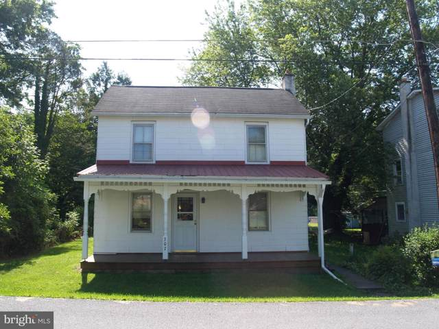 307 Clover Street, MERTZTOWN, PA 19539 (#PABK344180) :: ExecuHome Realty