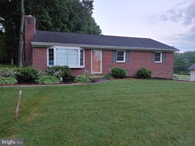 311 Plumtree Road, BEL AIR, MD 21015 (#MDHR235534) :: ExecuHome Realty