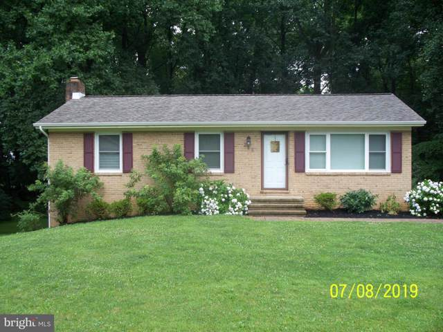 246 Douglas Drive, CHARLES TOWN, WV 25414 (#WVJF135700) :: The MD Home Team