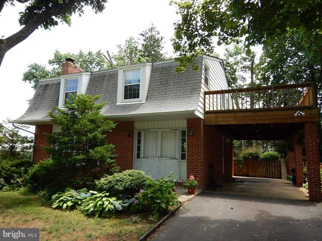 205 Red Pump Road, BEL AIR, MD 21014 (#MDHR235546) :: Dart Homes