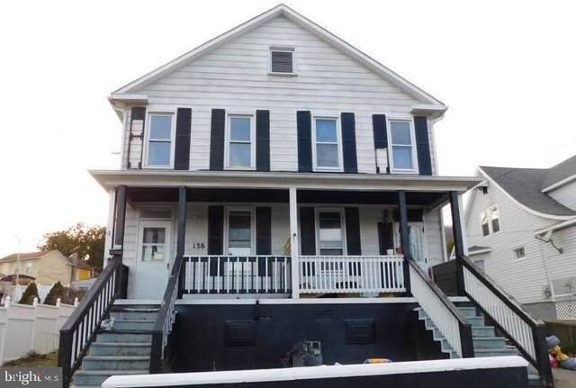 138 - 140 Wood Street, WESTERNPORT, MD 21562 (#MDAL132116) :: Great Falls Great Homes