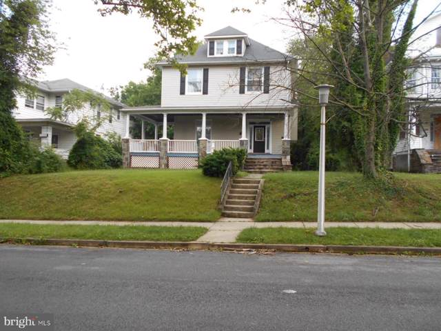 3412 Duvall Avenue, BALTIMORE, MD 21216 (#MDBA475074) :: The Licata Group/Keller Williams Realty