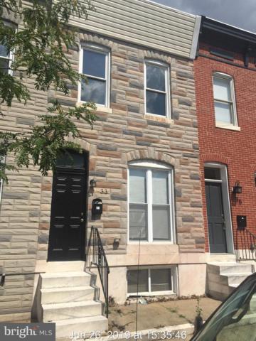 33 S East Avenue, BALTIMORE, MD 21224 (#MDBA475108) :: The Riffle Group of Keller Williams Select Realtors