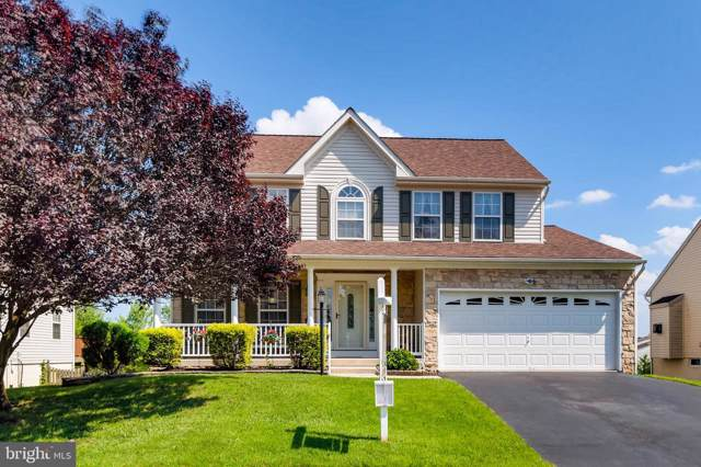 3 Kahl Manor Court, PERRY HALL, MD 21128 (#MDBC464118) :: The Team Sordelet Realty Group