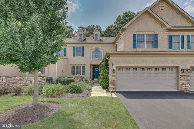 22 Morgan Hill Drive, DOYLESTOWN, PA 18901 (#PABU473932) :: The Force Group, Keller Williams Realty East Monmouth