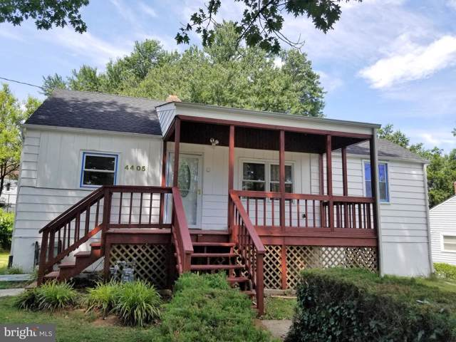 4405 Clearfield Road, SILVER SPRING, MD 20906 (#MDMC667894) :: The Daniel Register Group