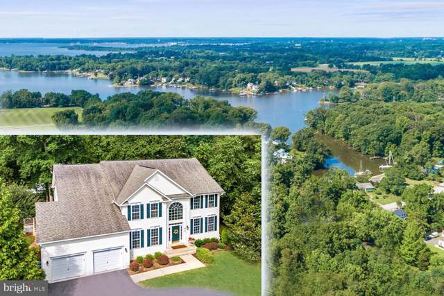 614 Candy Court, ANNAPOLIS, MD 21409 (#MDAA405850) :: Keller Williams Pat Hiban Real Estate Group