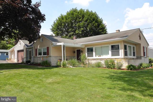 686 W High Street, MANHEIM, PA 17545 (#PALA135976) :: The Heather Neidlinger Team With Berkshire Hathaway HomeServices Homesale Realty