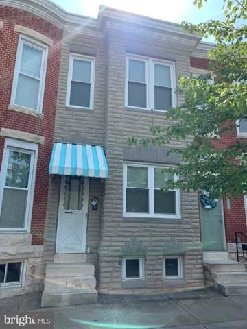 1525 Covington Street, BALTIMORE, MD 21230 (#MDBA475220) :: SURE Sales Group