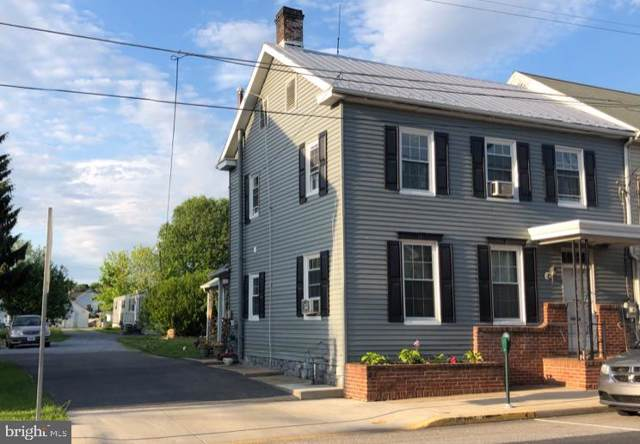 43 West Baltimore Street, GREENCASTLE, PA 17225 (#PAFL166792) :: The Joy Daniels Real Estate Group