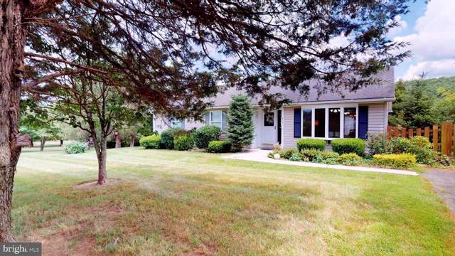 317 Magnolia Place, SPRINGFIELD, WV 26763 (#WVHS112864) :: Network Realty Group