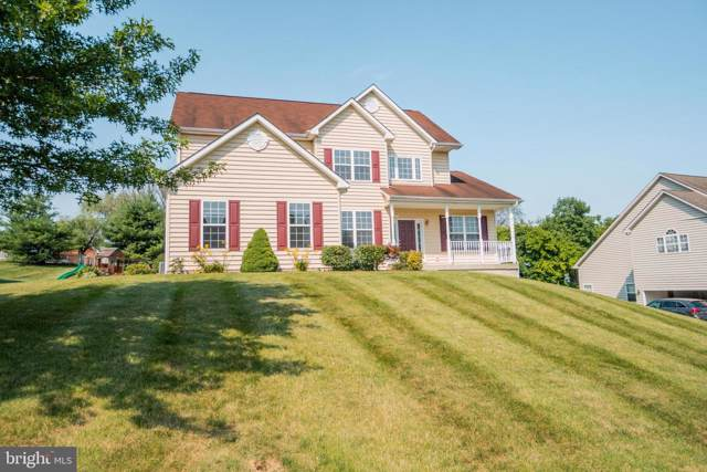 2504 Tracy Lane, GILBERTSVILLE, PA 19525 (#PAMC616608) :: ExecuHome Realty