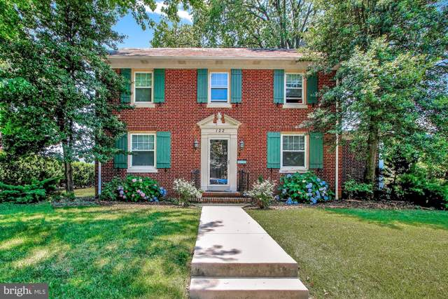 122 4TH Street, HANOVER, PA 17331 (#PAYK120368) :: The Heather Neidlinger Team With Berkshire Hathaway HomeServices Homesale Realty