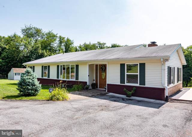3041 Basford Road, FREDERICK, MD 21703 (#MDFR249576) :: The Bob & Ronna Group