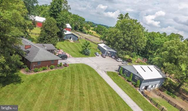 9867 Grindstone Hill Road, GREENCASTLE, PA 17225 (#PAFL166800) :: John Smith Real Estate Group