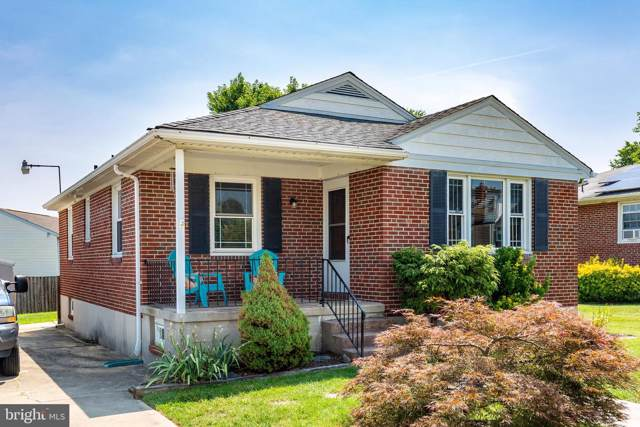 5811 Comstock Avenue, BALTIMORE, MD 21206 (#MDBC464280) :: The Gus Anthony Team