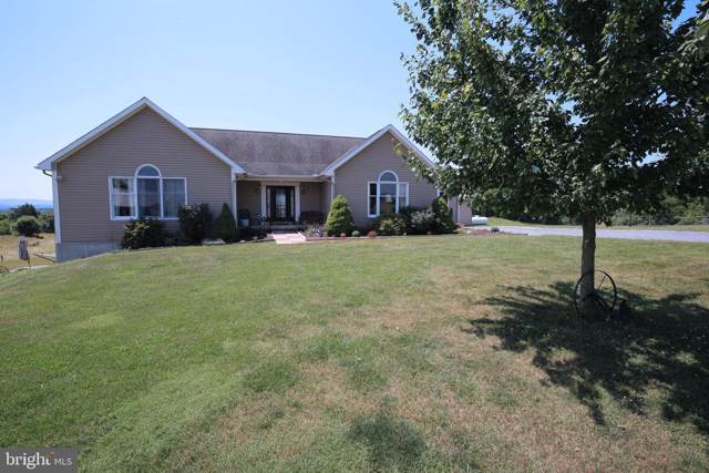 449 Greenspring Road, NEWVILLE, PA 17241 (#PACB115130) :: The Knox Bowermaster Team