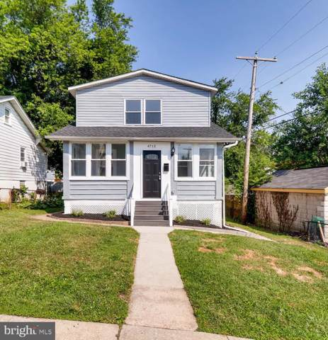 4712 Greenhill Avenue, BALTIMORE, MD 21206 (#MDBA475354) :: Dart Homes