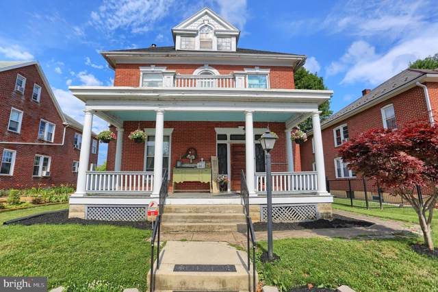 61 Glen Street, CHAMBERSBURG, PA 17201 (#PAFL166816) :: The Craig Hartranft Team, Berkshire Hathaway Homesale Realty