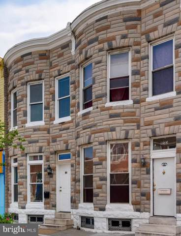155 N Lakewood Avenue, BALTIMORE, MD 21224 (#MDBA475388) :: The Maryland Group of Long & Foster Real Estate