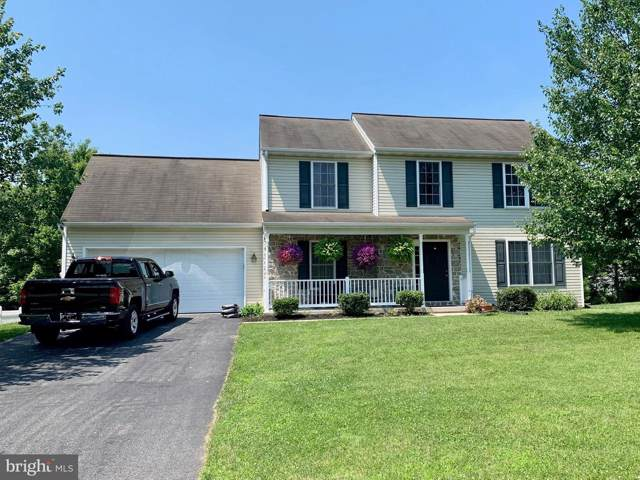 107 Skipjack Way Lot 26, BAINBRIDGE, PA 17502 (#PALA136042) :: The Heather Neidlinger Team With Berkshire Hathaway HomeServices Homesale Realty