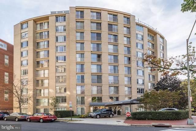 1239 Vermont Avenue NW #610, WASHINGTON, DC 20005 (#DCDC433924) :: LoCoMusings