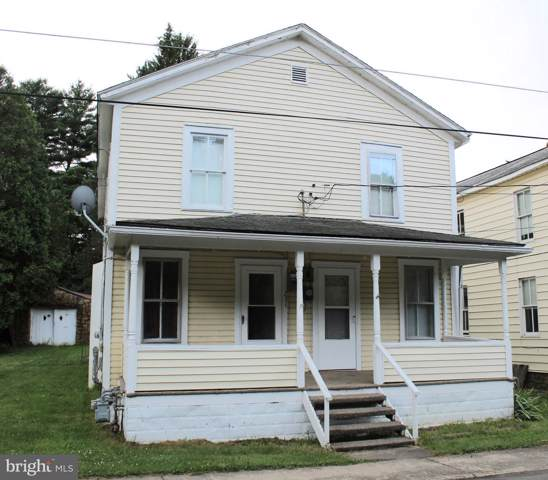 231 E Main Street, KITZMILLER, MD 21538 (#MDGA130912) :: The Gus Anthony Team