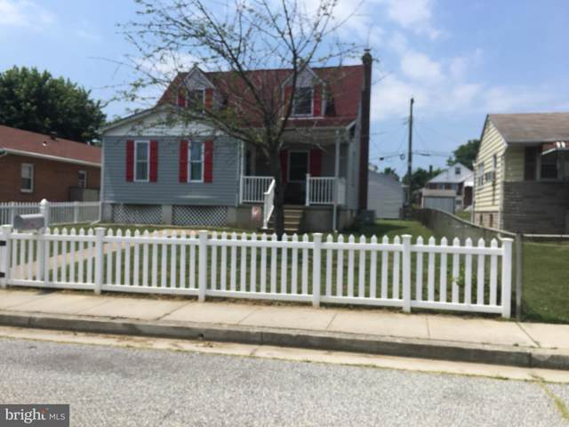2902 Salisbury Avenue, BALTIMORE, MD 21219 (#MDBC464368) :: Keller Williams Pat Hiban Real Estate Group