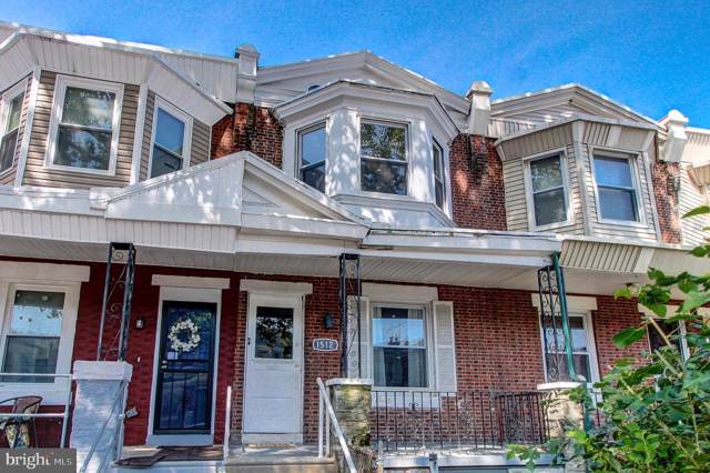 1512 N Robinson Street, PHILADELPHIA, PA 19151 (#PAPH813500) :: RE/MAX Main Line