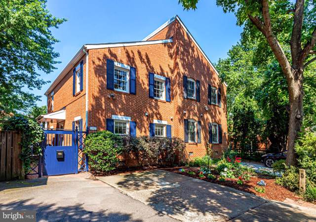 1020 Powhatan Street, ALEXANDRIA, VA 22314 (#VAAX237466) :: The Speicher Group of Long & Foster Real Estate