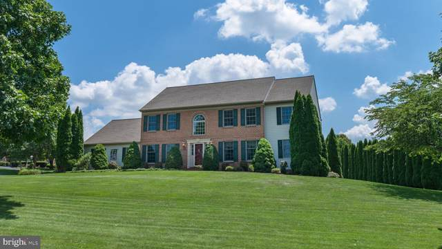 412 Copley Drive, LANCASTER, PA 17601 (#PALA136084) :: John Smith Real Estate Group