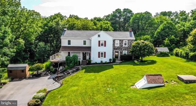 616 Ridge Drive, DOUGLASSVILLE, PA 19518 (#PABK344360) :: Jim Bass Group of Real Estate Teams, LLC