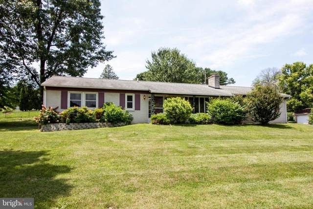 9708 Fernwood Lane, HAGERSTOWN, MD 21740 (#MDWA166192) :: The Maryland Group of Long & Foster Real Estate