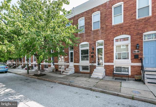 527 S Belnord Avenue, BALTIMORE, MD 21224 (#MDBA475544) :: ExecuHome Realty