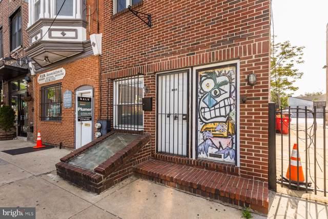 711 S 5TH Street, PHILADELPHIA, PA 19147 (#PAPH813666) :: LoCoMusings