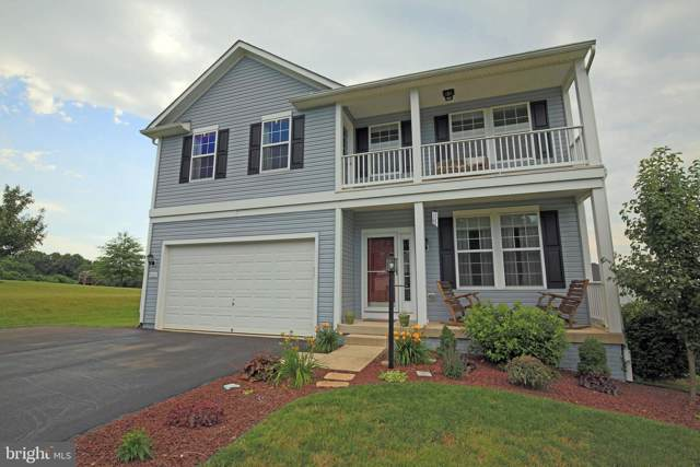 5160 Maitland Terrace, FREDERICK, MD 21703 (#MDFR249660) :: RE/MAX Plus
