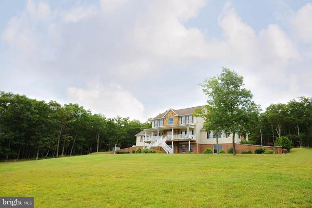 563 Endless Mountain Road, MAYSVILLE, WV 26833 (#WVGT102912) :: Dart Homes