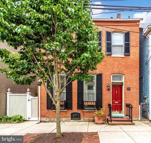 210 E 6TH Street, FREDERICK, MD 21701 (#MDFR249670) :: The Gus Anthony Team