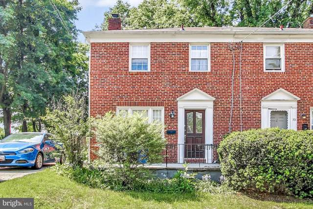 703 Walker Avenue, BALTIMORE, MD 21212 (#MDBC464486) :: The Gus Anthony Team