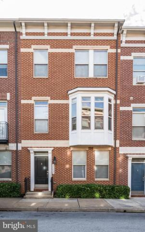 113 Lloyd Street #234, BALTIMORE, MD 21202 (#MDBA475618) :: Kathy Stone Team of Keller Williams Legacy