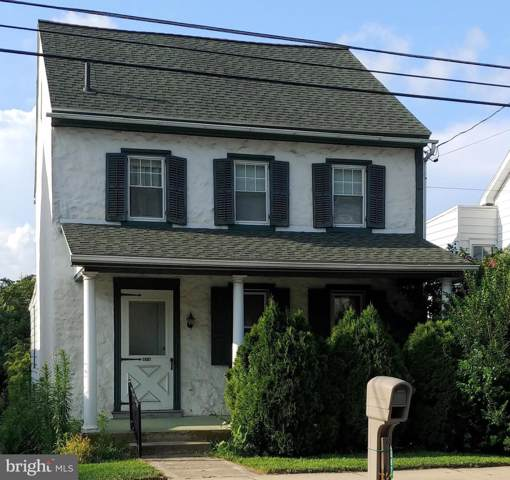 2087 Main Street, NARVON, PA 17555 (#PALA136130) :: The Heather Neidlinger Team With Berkshire Hathaway HomeServices Homesale Realty