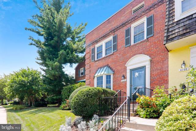 6718 Hillandale Road #16, CHEVY CHASE, MD 20815 (#MDMC668380) :: LoCoMusings