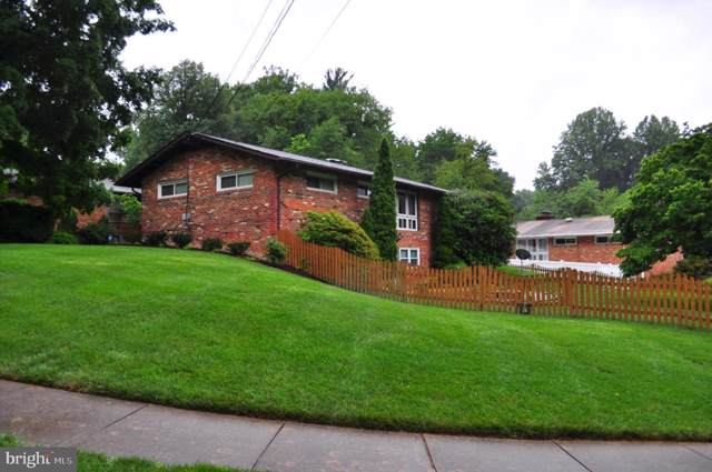 10007 Spring Lake Terrace, FAIRFAX, VA 22030 (#VAFC118416) :: Keller Williams Pat Hiban Real Estate Group